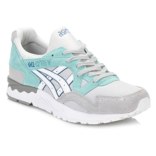 Asics Light Deportivas Grey V Gel Lyte white H6s5l1301 SqFSZCr