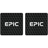 Epic Digital Door Lock Keyless RF Sticker Black