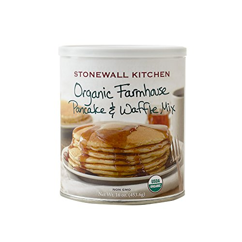 Stonewall Kitchen Mix Waffle Pancake, 16 oz ()