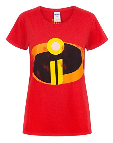 (The Incredibles 2 Women's Costume T-Shirt)