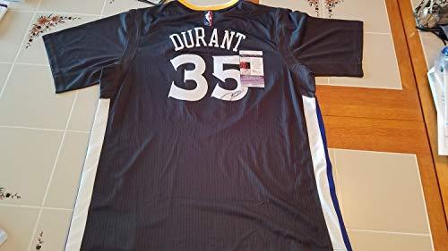 9aabc3dab Kevin Durant Autographed Signed Custom Warriors Jersey Memorabilia JSA COA  Xl