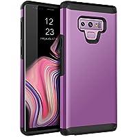 Bentoben Case for Samsung Galaxy Note 9 (K339-Purple)