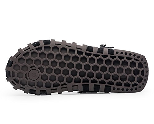 Icegrey Men's Fashion Sandals Black sFRQm
