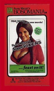 Supervixens [VHS]