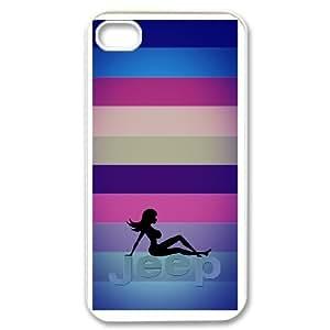 iPhone 4,4S Phone Case Jeep AJ390073