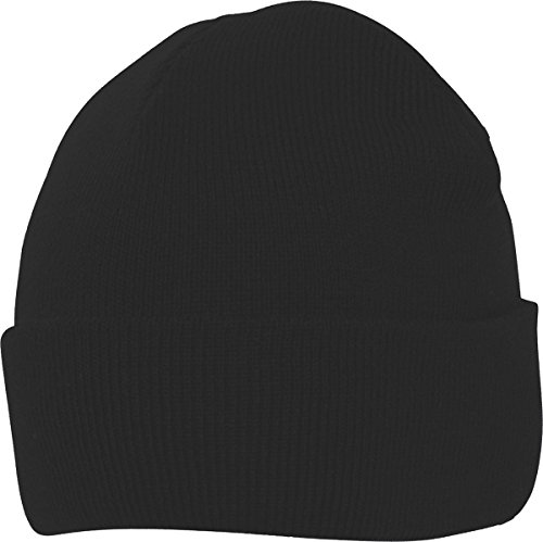 Absoluta ropa hombres adultos gorro Casualwear Beanie sombrero doble piel Pee Cap gris (Sport Grey)