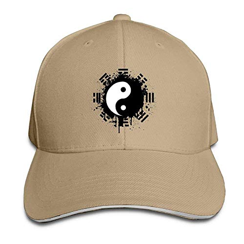 Cowgirl Sport Yang Hat Cap Skull Men Women Denim Cowboy Yin Hats Oggp4