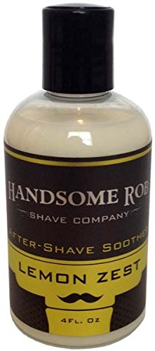 Lemon After Shave Soother By Handsome Rob Shave Co.