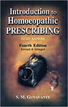 Introduction to Homoeopathic Prescribing