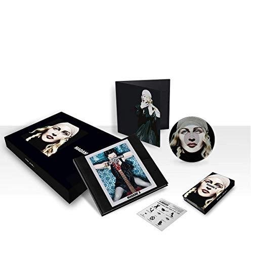 Madame X: Deluxe Boxset (2CD, Cassette & Bonus 7-Inch) cover