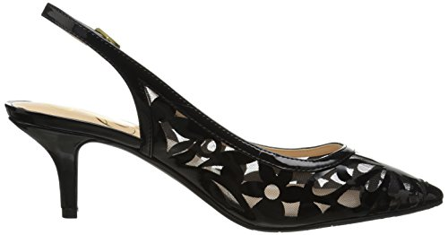 J.renee Womens Genie Dress Pump Black