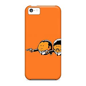 New Cute Funny Pulp Fiction Oranges Cases Covers/ Iphone 5c Cases Covers