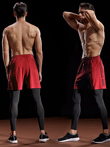 Buy running shorts with liner