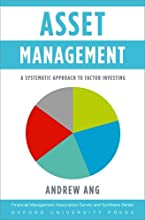 Asset Management: A Systematic Approach to Factor Investing (Financial Management Association Survey and Synthesis)