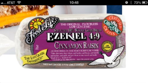 ezekiel bread english muffins - 1