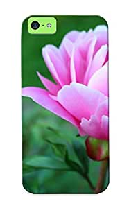 For Iphone 4/4s Protective Case, High Quality For Iphone 4/4s Pink Peony Skin Case Cover