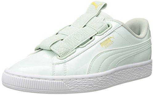 Dames Blue puma Pour Puma De Labyrinthe White Flower Chaussures IwzwxHp