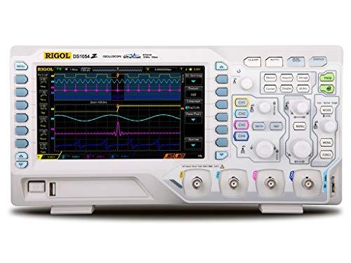 4 Channel Oscilloscope - Rigol DS1054Z Digital Oscilloscopes - Bandwidth: 50 Mhz, Channels: 4