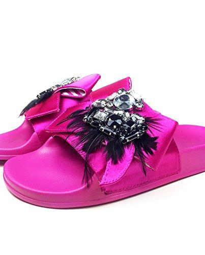 Zara Damen Sandale mit schleife 5603/201