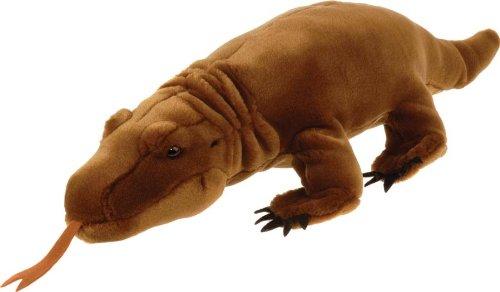 Amazon Com Komodo Dragon Cuddlekin 12 Toys Games