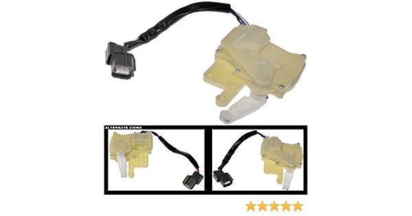 99-04 Honda Odyssey Door Lock Actuator Motor Rear Driver Side72663S0XA01,746-720