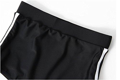 bagno da maniche costume bagno costume con Xiaoxiaozhang lunghe tre da maniche spring a Hot indossano sottile lunghe M l'esercizio donne RqOw6FI