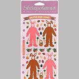 Easter Egg Hunt Scrapbook Stickers (SPES13)