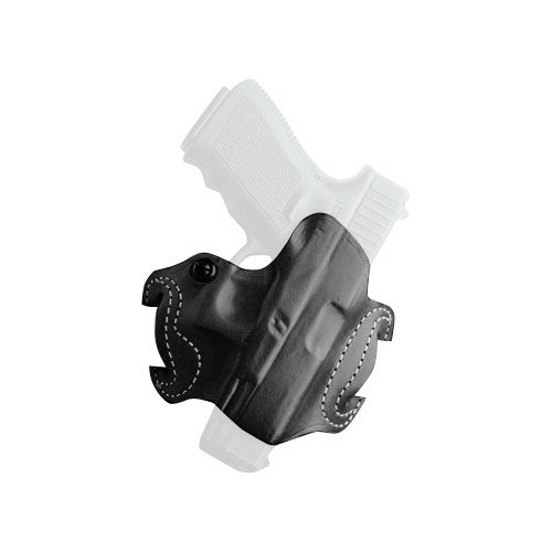 (DeSantis Mini Slide Holster fits H&K USP CPT 9/40, P2000, P2000SK, Right Hand, Black)