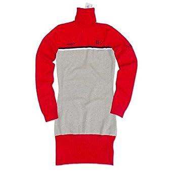 Adidas kleid rot grau