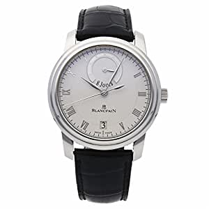 Blancpain Le Brassus Mechanical-Hand-Wind Male Watch 4213-3442-55B (Certified Pre-Owned)