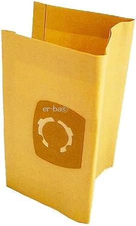 10 bolsas de aspiradora Adecuado para Würth MASTER ISS de 35 S automático, polvo bolsas: Amazon.es: Hogar