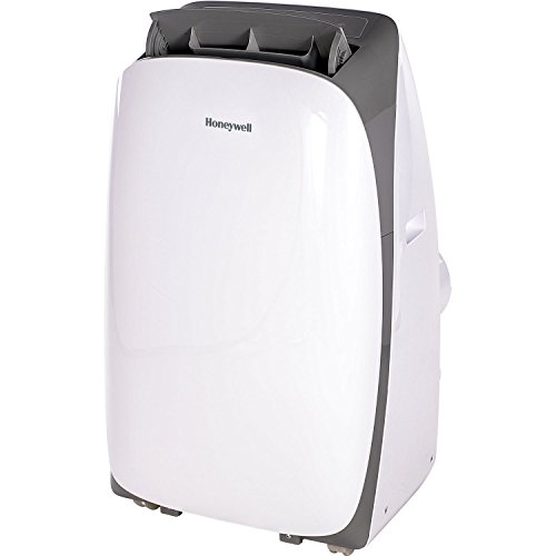Best of Honeywell HL12CESWG HL Series 12000 BTU Portable Air Conditioner with Remote Control, White/Gray