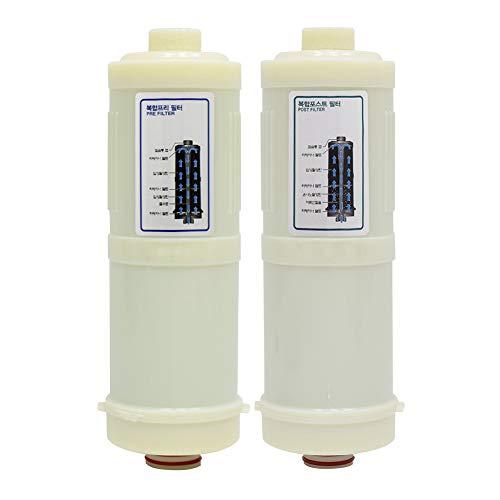 Biontech Water Ionizer Filter Set for BTM-105D, BTM-105U, BTM-500, BTM-505N, BTC-3000, BTM-400N, - Ionizer Biontech Water