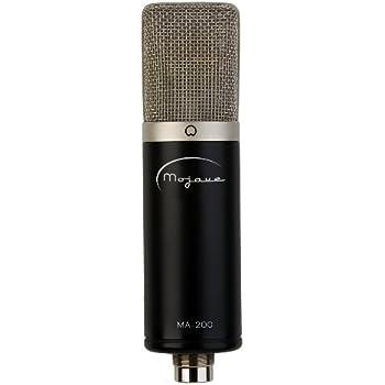 Mojave Audio Large Diaphragm Tube Condenser Professional Microphone