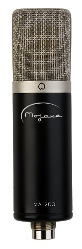 Mojave Audio Large Diaphragm Tube Condenser Professional ()