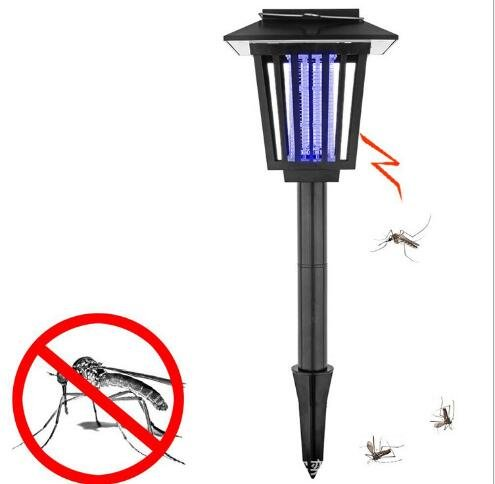 Killer Zapper Lamp Garden Lawn Light Mosquito Killer Water-proof Zapper Lamp Garden Lawn Light by LitleMat (Image #2)