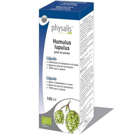 Physalis - Gotas De Plantas Lúpulo - 4664-100ml-Physalis: Amazon.es: Alimentación y bebidas