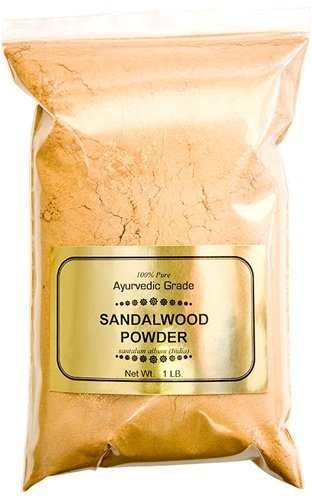 - India Sandalwood Powder 100% Pure Ayurvedic Grade, 1 lb