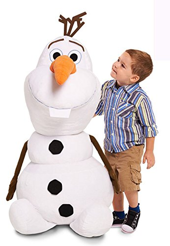 Disney Frozen Olaf Super Jumbo Plush 48