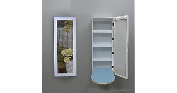 Amazon.com: DEED - Mesa pequeña para el hogar, montaje en ...