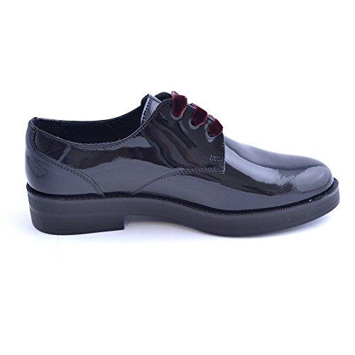 pour femme ville lacets noir de Soldini Chaussures noir à XpqTOaw