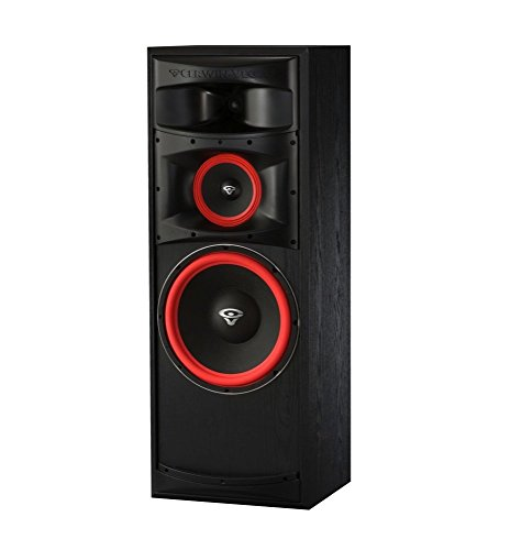 Best savings for Cerwin-Vega XLS-12 3-Way Home Audio Floor Tower Speaker (Each, Black)
