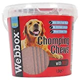 Webbox Chomping Chews with Beef - 1.5kg