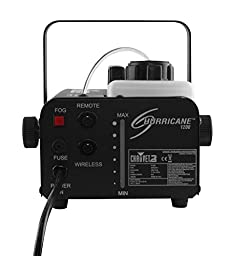 NEW! CHAUVET H1100 Fog/Smoke Machine + Wireless Remote!