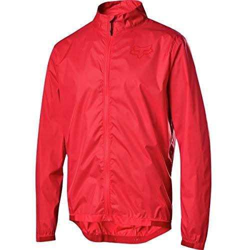 Fox Racing Attack Wind Jacket - Men's Cardinal, M