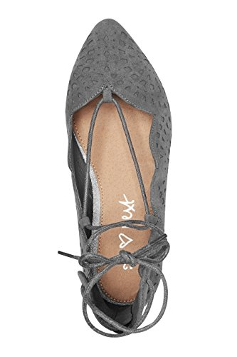 next Chaussures Pointues Style Ghillies (Fille)