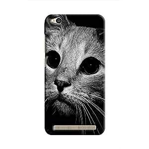 Cover It Up - Cute Cat BW Redmi 5A Hard case