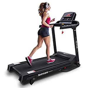 Well-Being-Matters 41DMqNsBfBL._SS300_ OMA Treadmills for Home, Max 2.25 HP Folding Incline Treadmills for Running and Walking Jogging Exercise with 36 Preset…