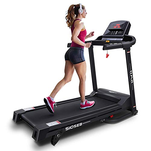 OMA Treadmills for Home, Max 2.25 HP Folding Incline Treadmills for Running and Walking Jogging Exercise with 36 Preset…