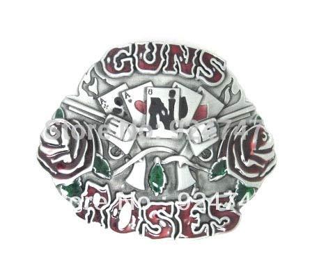 Buckes - GUNS'N Roses Music Rock 'N ROLL Band Group Belt ()